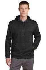 Sport-Tek Sport-Wick Fleece Hooded Pullover (01413-25); High; Decoration Type: