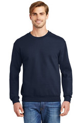 Anvil Crewneck Sweatshirt (02221-25); High; Decoration Type: