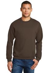 Jerzees - Nublend Crewneck Sweatshirt (00340-25); High; Decoration Type: