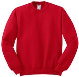 Jerzees - Nublend Crewneck Sweatshirt (00340-25); Front; Decoration Type: