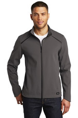 Ogio Exaction Soft Shell Jacket (02207-25); Primary; Decoration Type: