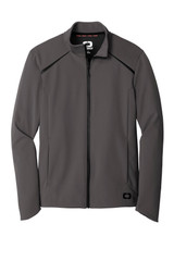 Ogio Exaction Soft Shell Jacket (02207-25); Front; Decoration Type: