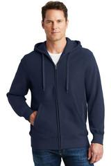 Sport-Tek Super Heavyweight Full-Zip Hooded Sweatshirt (01813-25); Primary; Decoration Type: