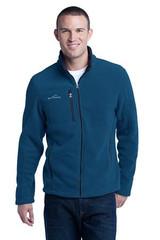 Eddie Bauer - Full-Zip Fleece Jacket (01635-25); High; Decoration Type: