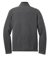 Eddie Bauer - Full-Zip Fleece Jacket (01635-25); Rear; Decoration Type:
