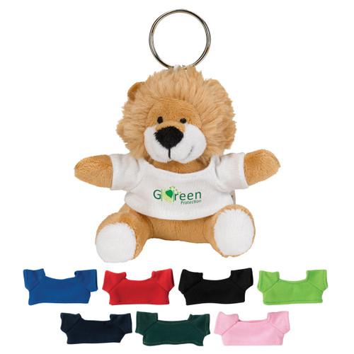 Mini Lion Key Chain (03198-00); Blank; Decoration Type:
