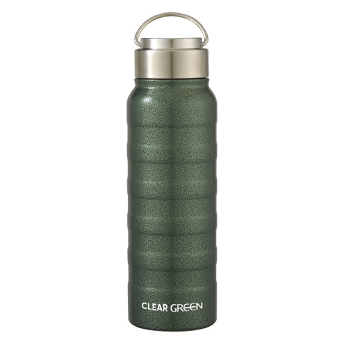 25 Oz. Clayton Stainless Steel Bottle (03231-00); Primary; Decoration Type: Silk-Screen