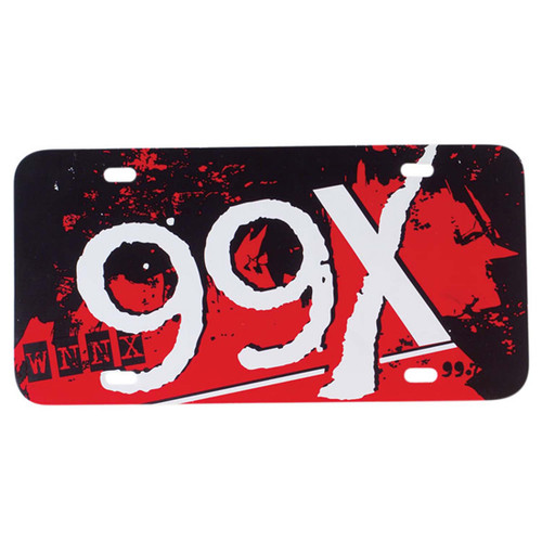 image about Printable License Plate Maker referred to as Advertising Greater part License Plates - Custom-made - USImprints