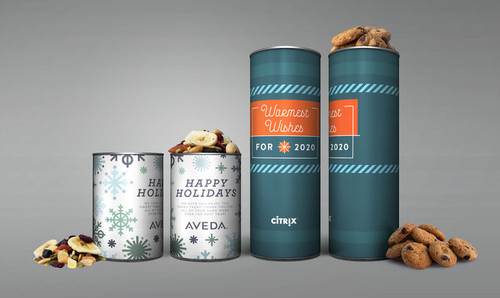 Sofia's Cookies and Snack Tins