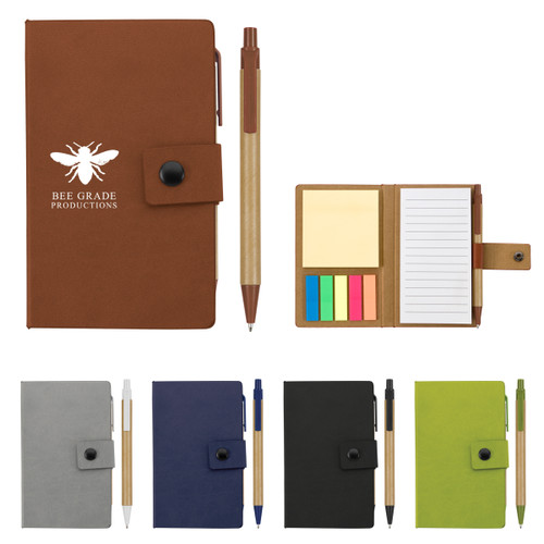Snap Jotter With Desk Essentials (03004-00); Blank; Decoration Type: