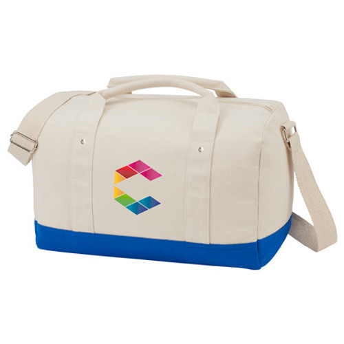 "Belair 17"" Cotton Canvas Duffel (05375-01)"
