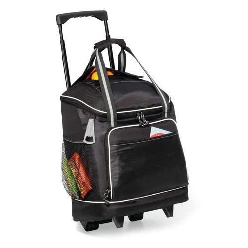 Harbor Wheeled Cooler (00785-10); Black