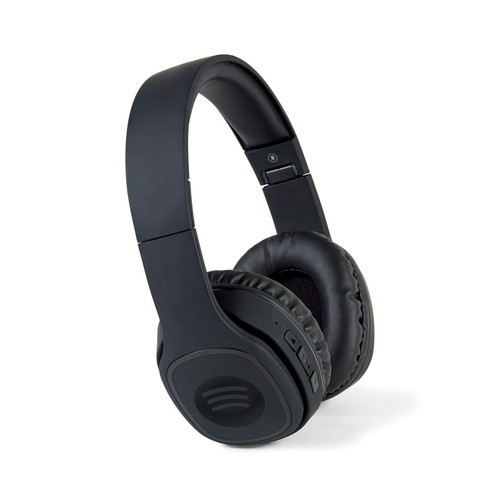 Odyssey Bluetooth® Headphones (00413-10); Black; Decoration Type: PrimaryDecorated