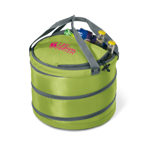 Collapsible Party Cooler (00239-10); Apple Green