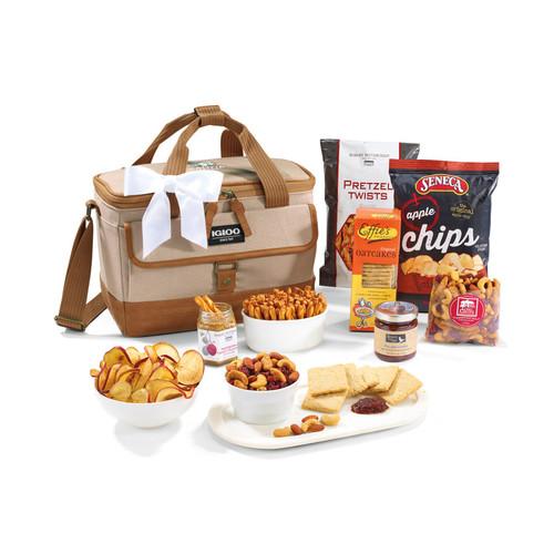 Igloo® Backyard Escape Gourmet Cooler (00197-10); Vintage Khaki