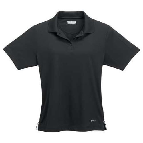 W-Pico Short Sleeve Polo W/Pocket (01948-01)