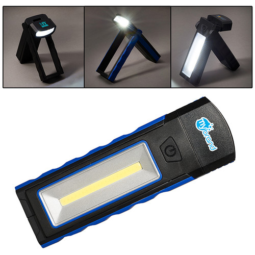 Cob Magnetic Work Light With Stand (00482-19); Primary; Decoration Type: