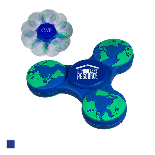 Promospinner® - Earth (00710-19); Primary; Decoration Type: