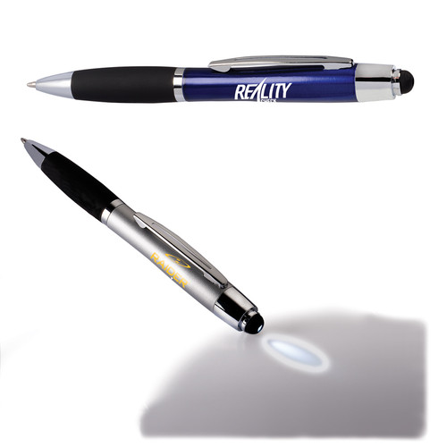 Executive Stylus Light Pen (01678-19); Primary; Decoration Type: