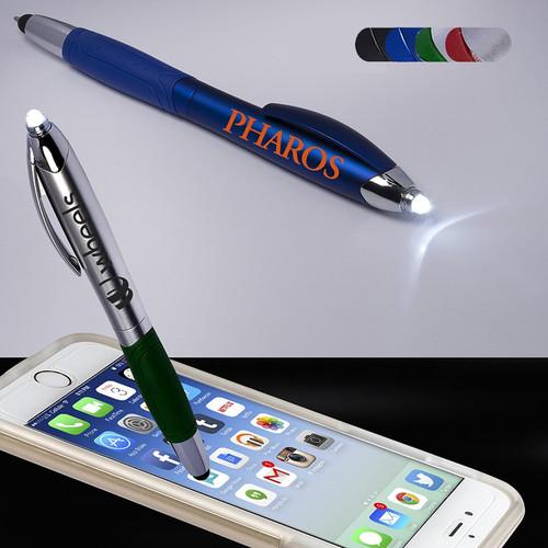 Trilogy Stylus Pen (01116-19); Primary; Decoration Type:
