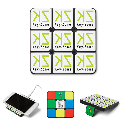 Rubik'S® Wireless Charger (00937-19); Primary; Decoration Type: