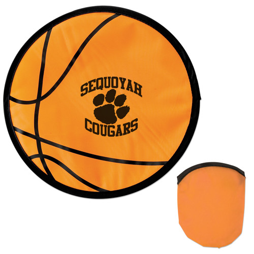 Basketball Flexible Flyer (01009-19); Primary; Decoration Type: