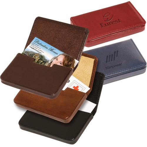 Soho Magnetic Card Case (01462-19); Primary; Decoration Type: