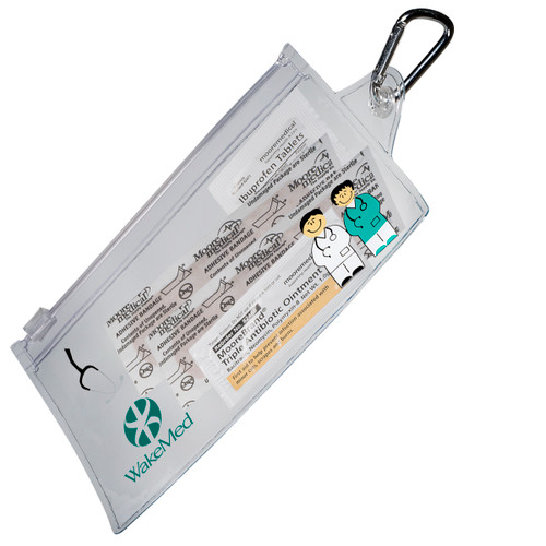 Budget First Aid Kit (00071-19); Primary; Decoration Type: