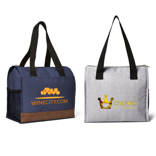 Asher 12-Can Cooler Tote (00518-19); Primary; Decoration Type: