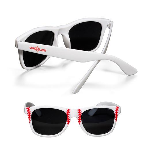 Baseball Sunglasses (01064-19); Primary; Decoration Type: