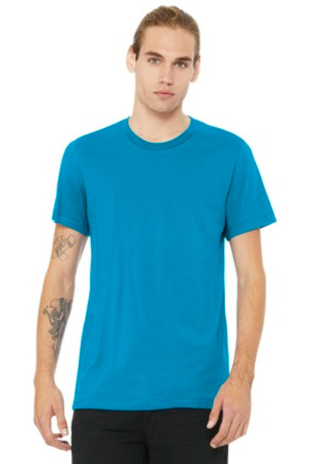Bella+Canvas Unisex Jersey Short Sleeve Tee (00748-25); Primary; Decoration Type: