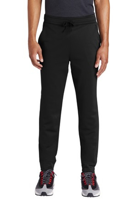 Sport-Tek Sport-Wick Fleece Jogger (02022-25); Primary; Decoration Type: