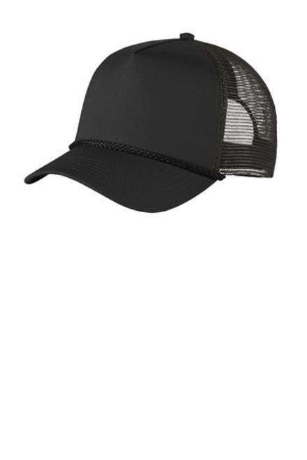 Port Authority 5-Panel Snapback Cap (00240-25); Primary; Decoration Type: