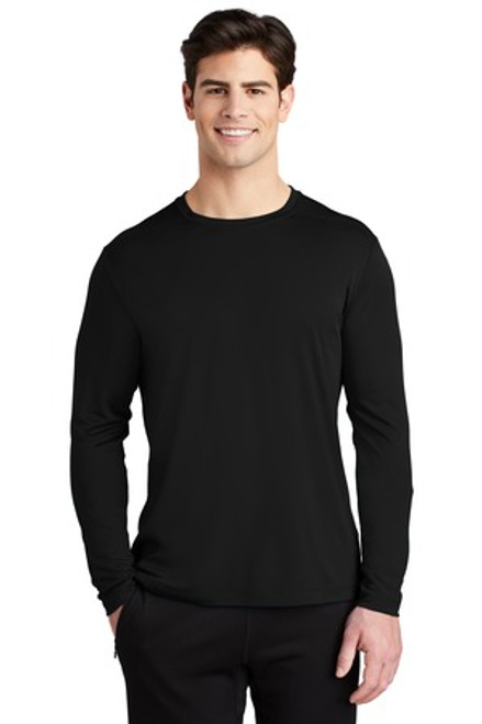 Sport-Tek Posi-Uv Pro Long Sleeve Tee (02278-25); Primary; Decoration Type: