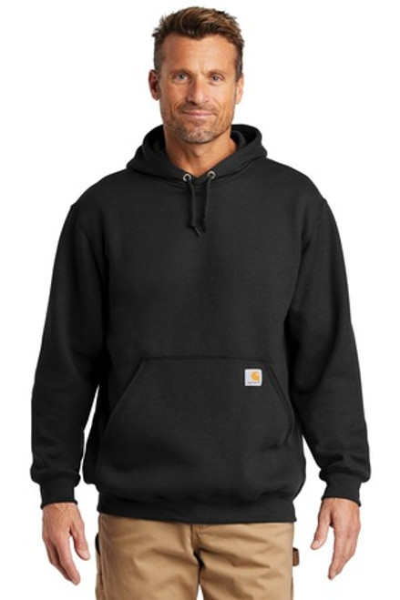 Carhartt Midweight Hooded Sweatshirt (00302-25); Primary; Decoration Type: