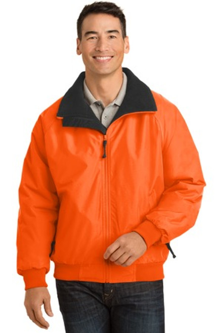 Port Authority Enhanced Visibility Challenger Jacket (01569-25); Primary; Decoration Type: