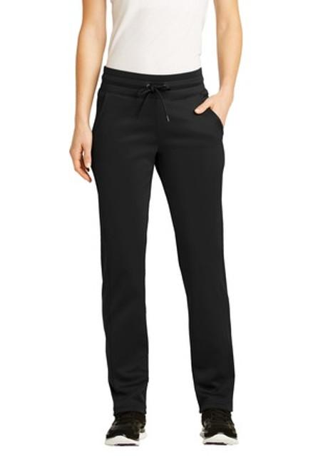 Sport-Tek Ladies Sport-Wick Fleece Pant (00477-25); Primary; Decoration Type: