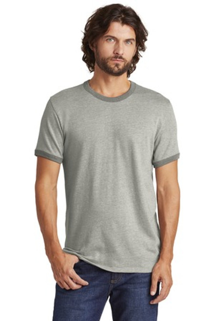 Alternative The Keeper Vintage 50/50 Ringer Tee (02047-25); Primary; Decoration Type: