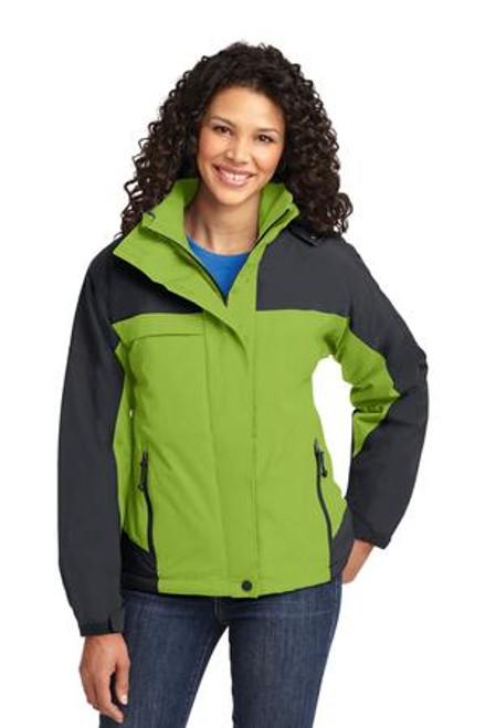 Port Authority Ladies Nootka Jacket (01602-25); Primary; Decoration Type: