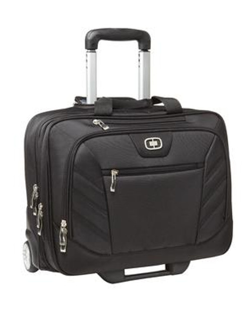 Ogio - Lucin Wheeled Briefcase (01036-25); Primary; Decoration Type: