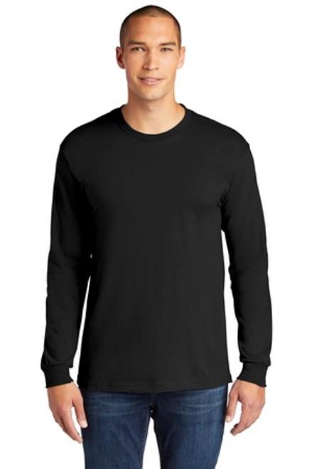 Gildan Hammer Long Sleeve T-Shirt (02151-25); Primary; Decoration Type: