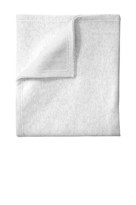 Port & Company Core Fleece Sweatshirt Blanket (02233-25); Primary; Decoration Type: