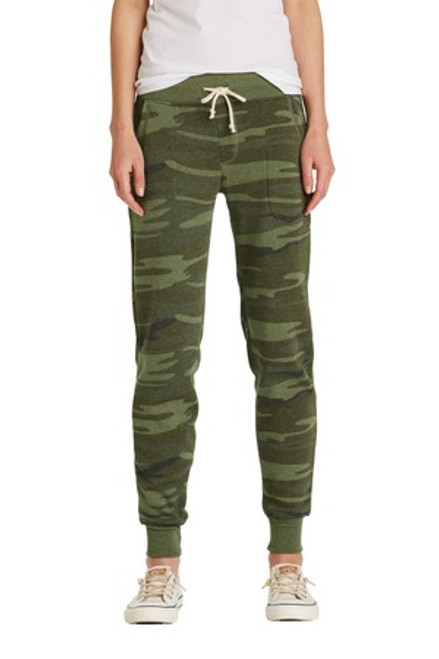Alternative Women'S Jogger Eco -Fleece Pant (00945-25); Primary; Decoration Type: