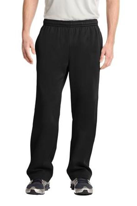 Sport-Tek Sport-Wick Fleece Pant (02303-25); Primary; Decoration Type: