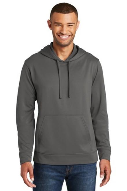 Port & Company Performance Fleece Pullover Hooded Sweatshirt (01559-25); Primary; Decoration Type: