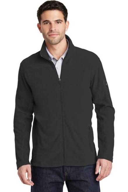 Port Authority Summit Fleece Full-Zip Jacket (01190-25); Primary; Decoration Type: