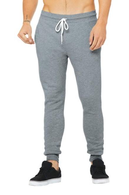 Bella+Canvas Unisex Jogger Sweatpants (00130-25); Primary; Decoration Type: