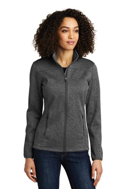 Eddie Bauer Ladies Stormrepel Soft Shell Jacket (01002-25); Primary; Decoration Type: