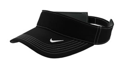 Nike Dri-Fit Swoosh Visor (00041-25); Primary; Decoration Type: