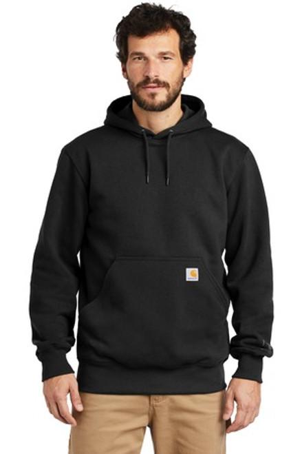 Carhartt Rain Defender Paxton Heavyweight Hooded Sweatshirt (02087-25); Primary; Decoration Type: